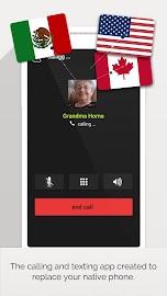 UppTalk WiFi Calling & Texting Screenshot 2