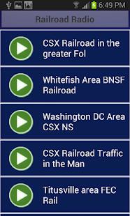 Railroad Radio
