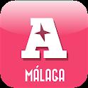 Málaga mapa offline gratis icon