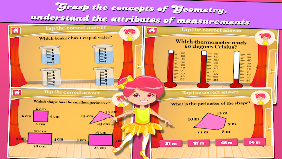 Ballerina Third Grade Games- screenshot thumbnail