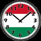 Hungary Clock icon