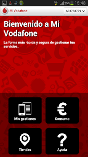 Mi Vodafone - screenshot thumbnail