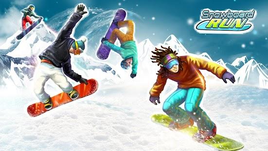 Snowboard Run APK [Mod Money] v1.5