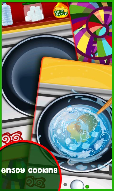 Lollipop Maker - screenshot