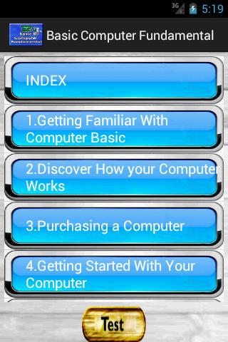 Basic Computer FundamentalsPro