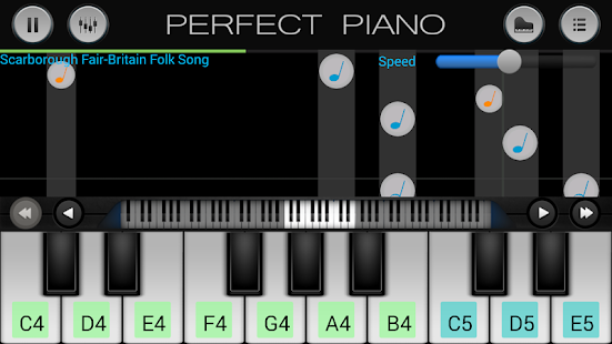 Game Perfect Piano version 2015 APK