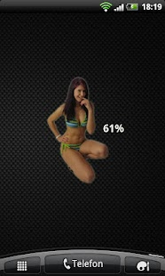 Sexy Girl Battery - screenshot thumbnail