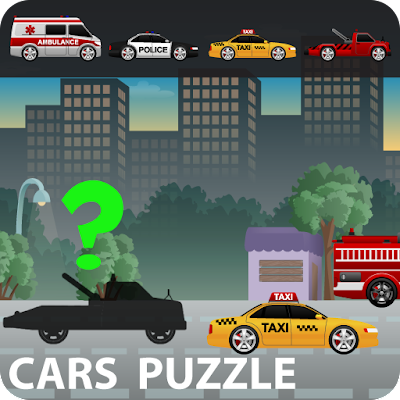 Cars Puzzle For Kids
