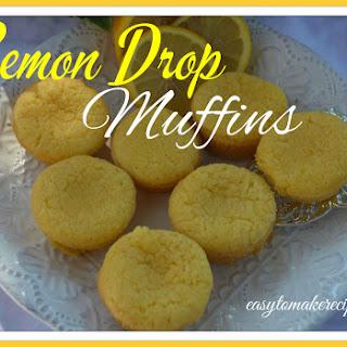 Lemon Drop Muffin.