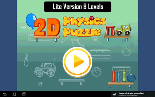 【免費解謎App】2D Physics Puzzle Lite-APP點子