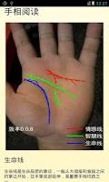 Screenshot of Palm Master