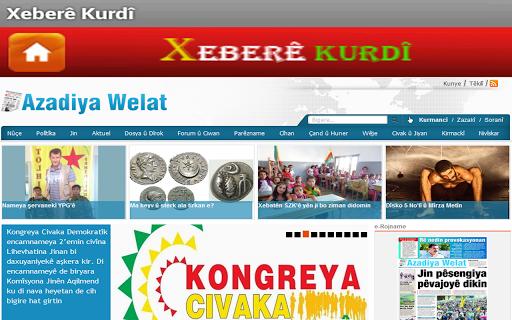 Kurdish Media