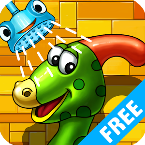 Dino Bath & Dress Up (FREE) for PC and MAC