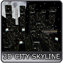 3D City Sky Line icon
