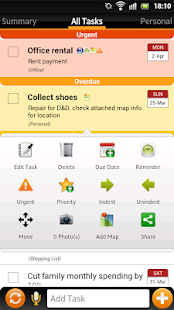 Todo List - Tasks N Todo's- screenshot thumbnail