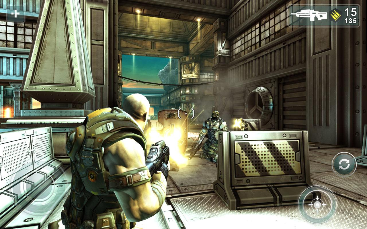 SHADOWGUN THD - screenshot