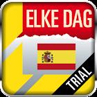 Elke Dag Spaans Trial icon