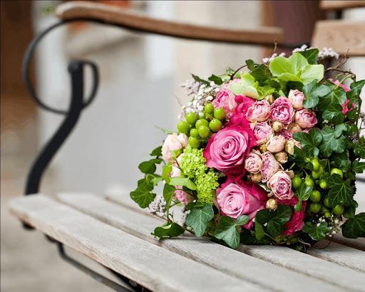 愛情的花朵壁紙