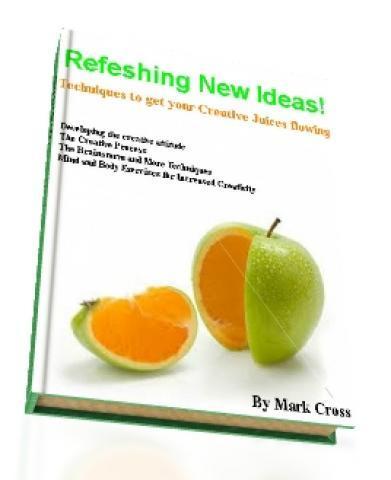 Refreshing Ideas