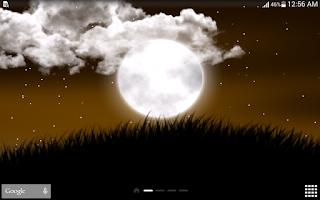 Screenshot of Night Sky HD