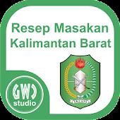 Resep Masakan Kalimantan Barat