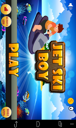 Jet Ski Boy - Water Sport Game