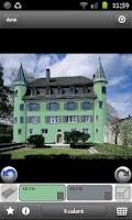 Screenshot of KABE-Farben