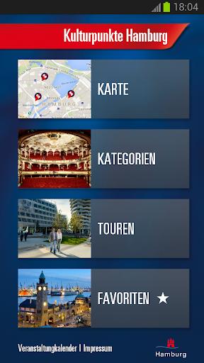Kulturpunkte Hamburg