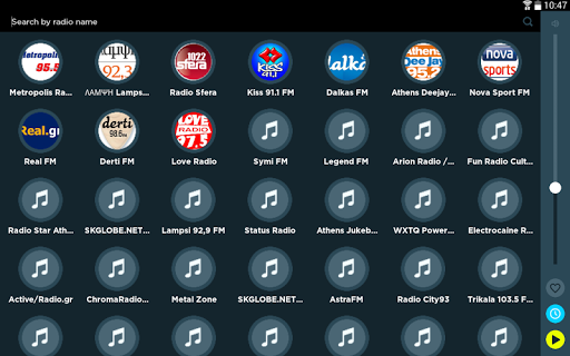 玩免費音樂APP|下載ギリシャをラジオします。 app不用錢|硬是要APP