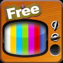 실시간 TV 무료 (미국) / 고화질 icon