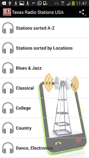 Texas Radio Stations USA