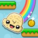 Ice Cream Drop icon