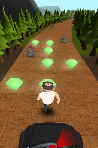 Jungle Temple 3D Run