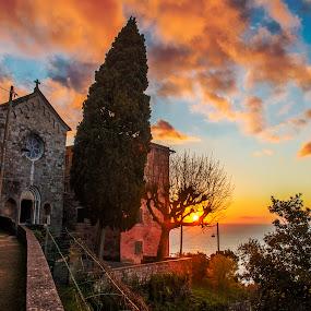 San Nicolo' di Capodimonte by Alessandro Scacchetti - Buildings & Architecture Public & Historical