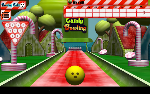 Candy Bowling