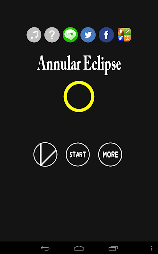 玩休閒App|Annular Eclipse免費|APP試玩