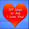 101 Ways to Say I Love You logo