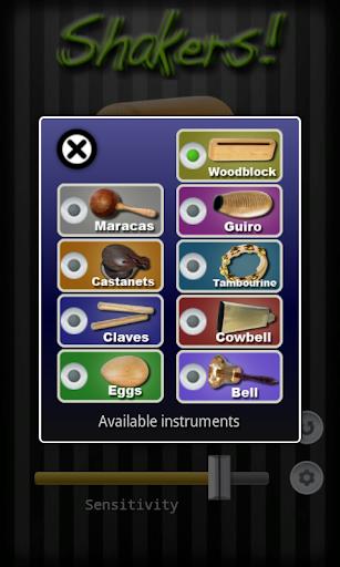 【免費音樂App】Shakers-APP點子