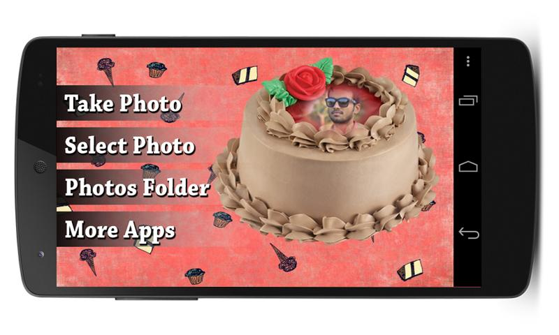 Anniversary Cake Images With Name And Photo Editor : Photo On Cake : Photo Editor - Android Apps on Google Play