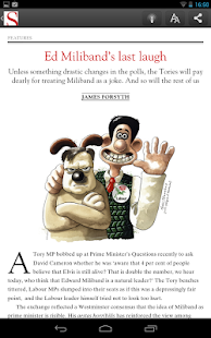 The Spectator Magazine - screenshot thumbnail