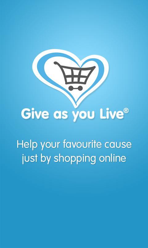 Give as you Live- screenshot