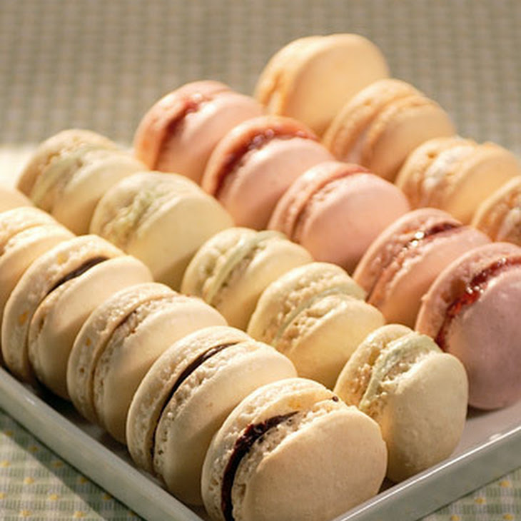 Parisian Macarons Recipe