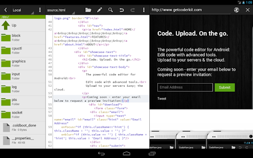 10 Python Editors for Tablets - Software Quality Matters Blog