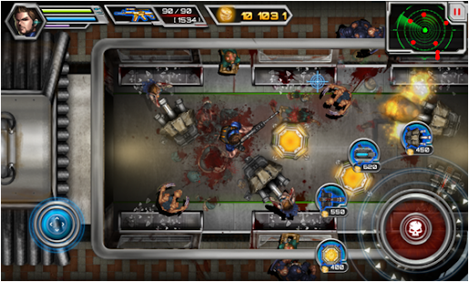 Zombie Metro Seoul- screenshot thumbnail