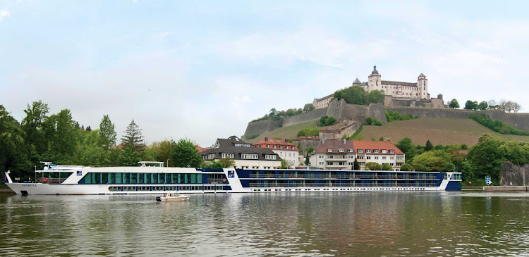Guests will have the ultimate viewpoint from the AmaBella's decks during a cruise of Europe's waterways.