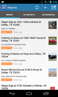 Dallas 311- screenshot thumbnail