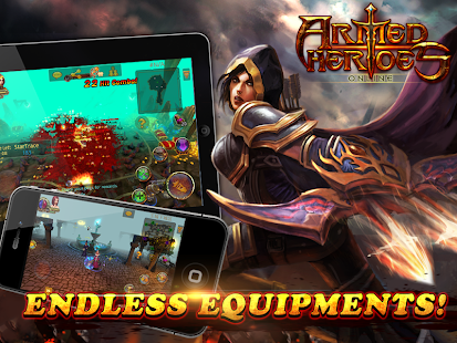 Armed Heroes(BGI)- screenshot thumbnail
