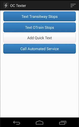 OC Bus Texter