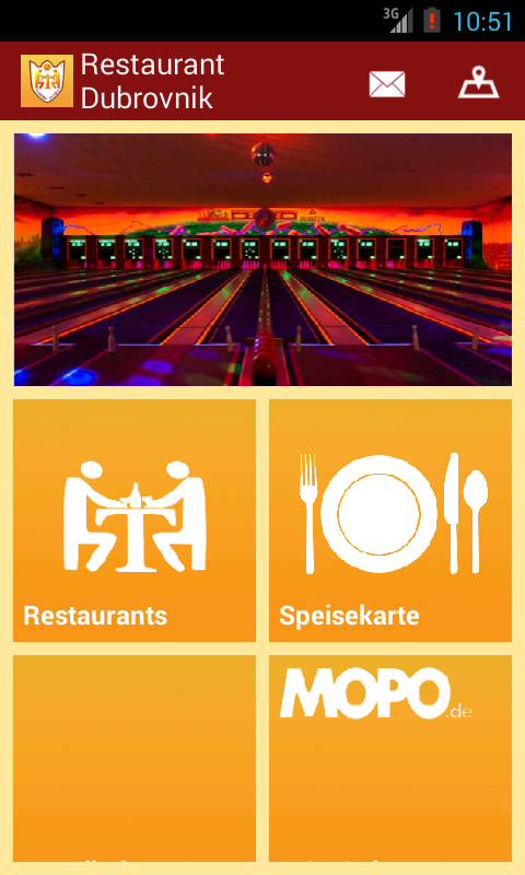 Restaurant Dubrovnik- screenshot
