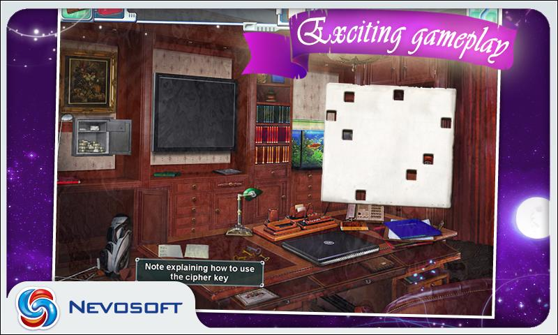 Dream Sleuth: hidden object- screenshot